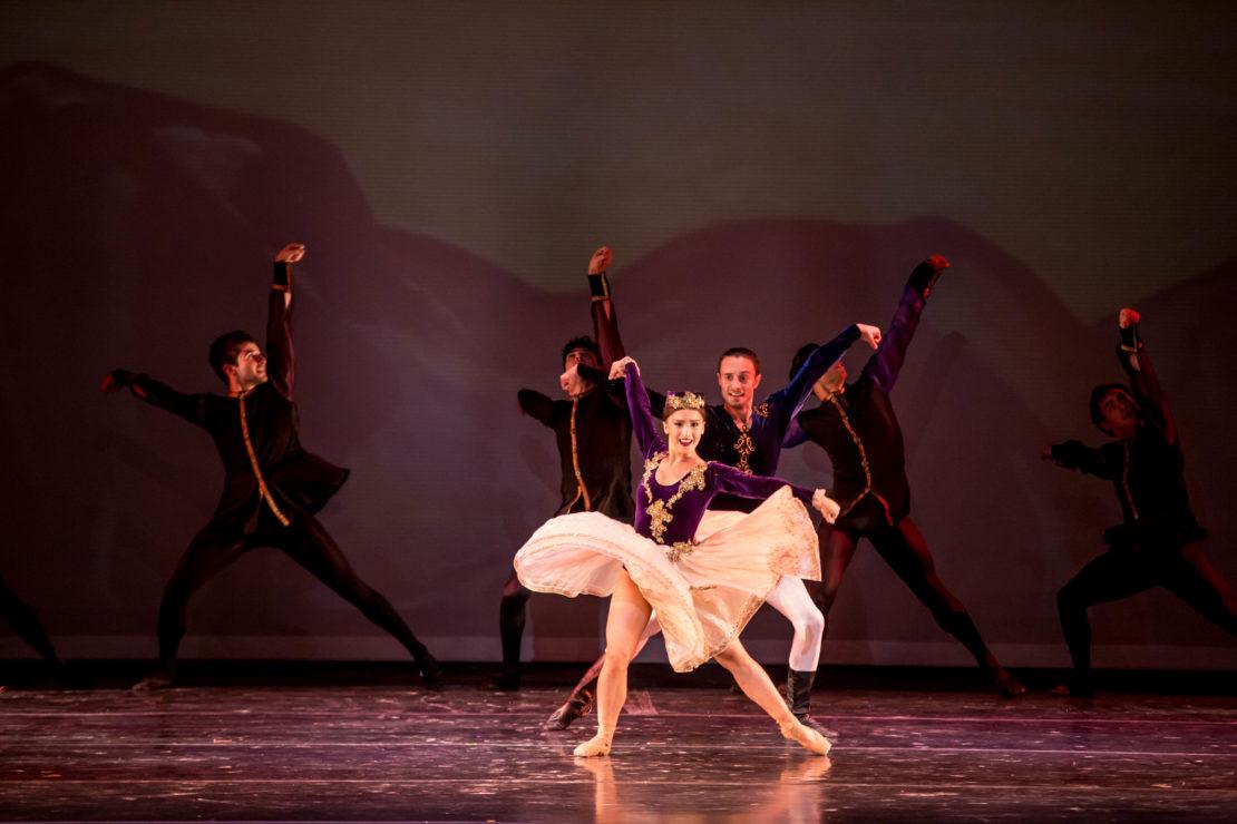 Gayane Ballet - Pacific Ballet Dance Theatre